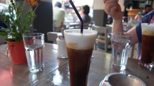 Caffé Freddo in Psirri