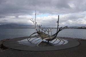 Das Wahrzeichen Reykjaviks